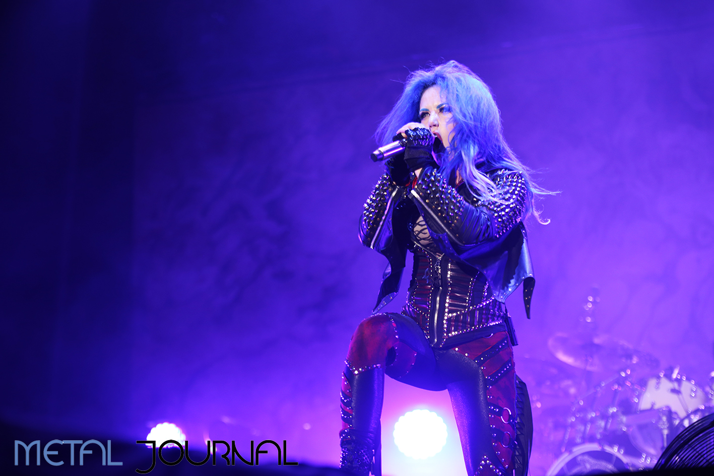 arch enemy - metal journal rock fest barcelona 2019 pic 11