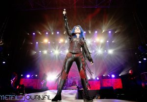 arch enemy - metal journal rock fest barcelona 2019 pic 2