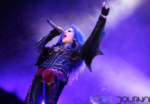 arch enemy - metal journal rock fest barcelona 2019 pic 4