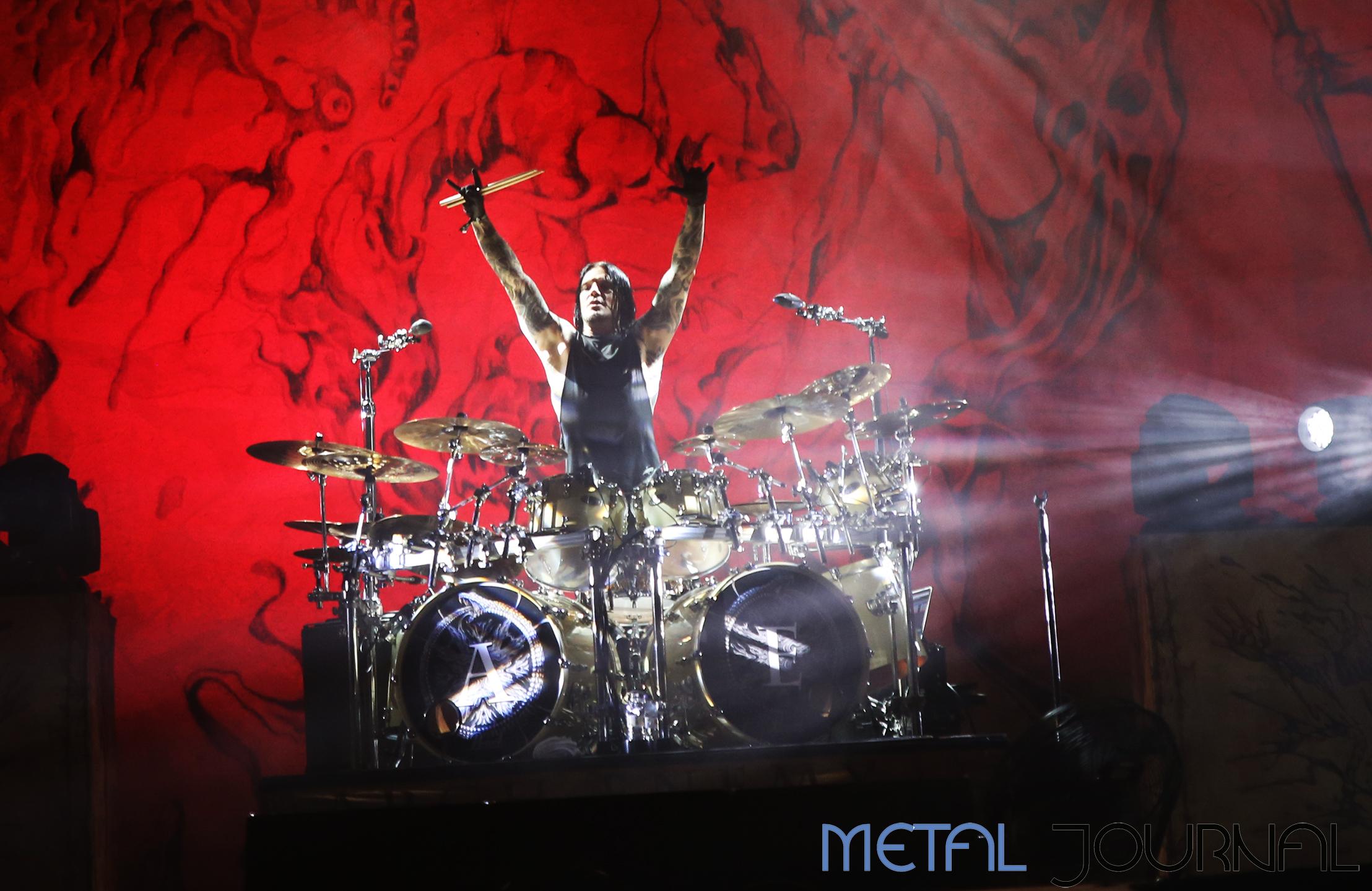 arch enemy - metal journal rock fest barcelona 2019 pic 5