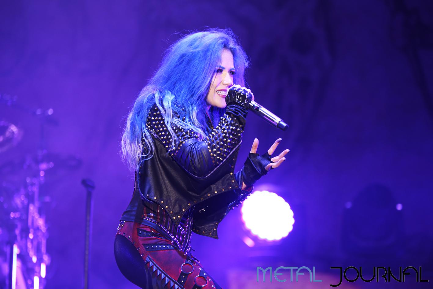 arch enemy - metal journal rock fest barcelona 2019 pic 9