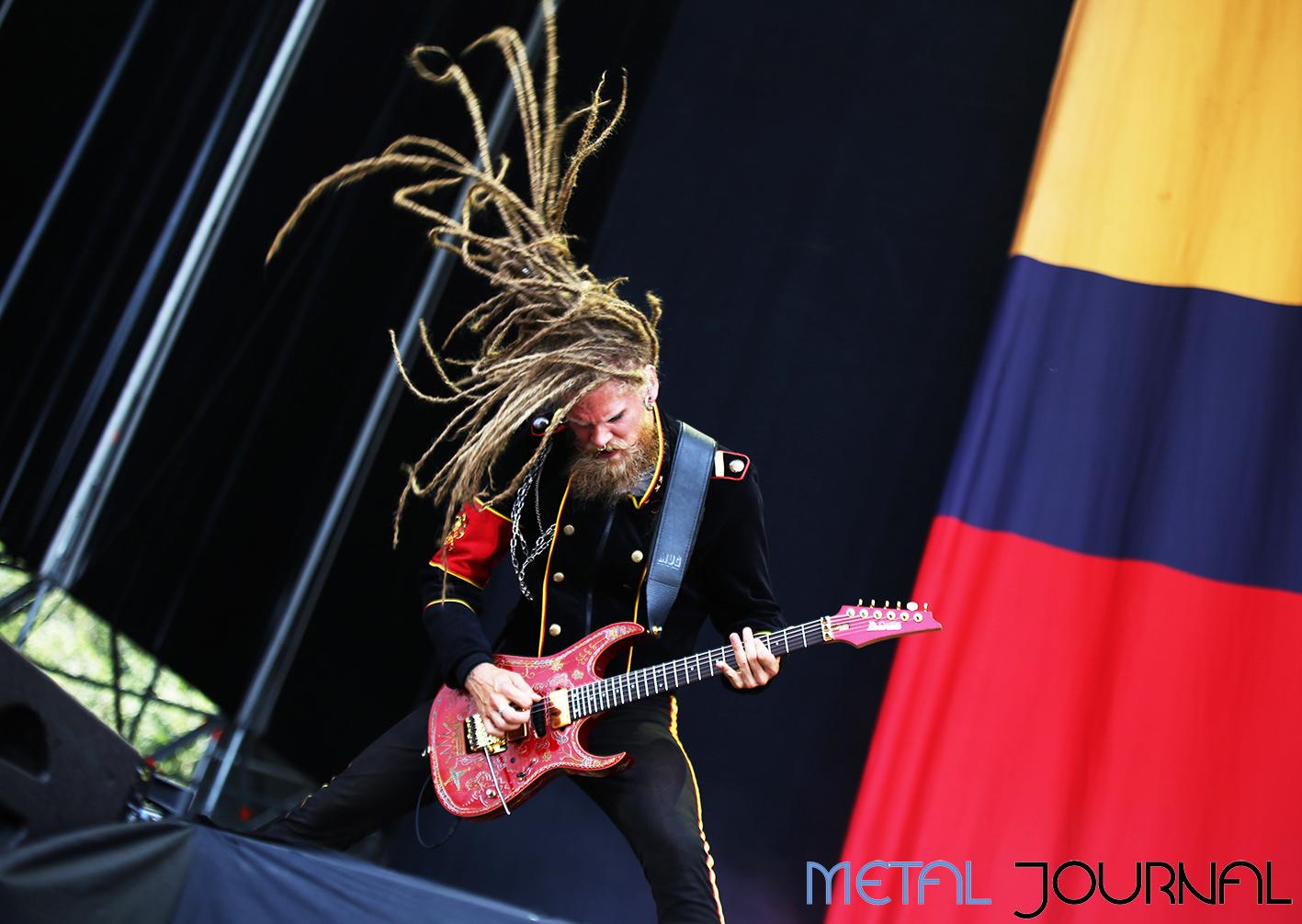 avatar - metal journal rock fest barcelona 2019 pic 4