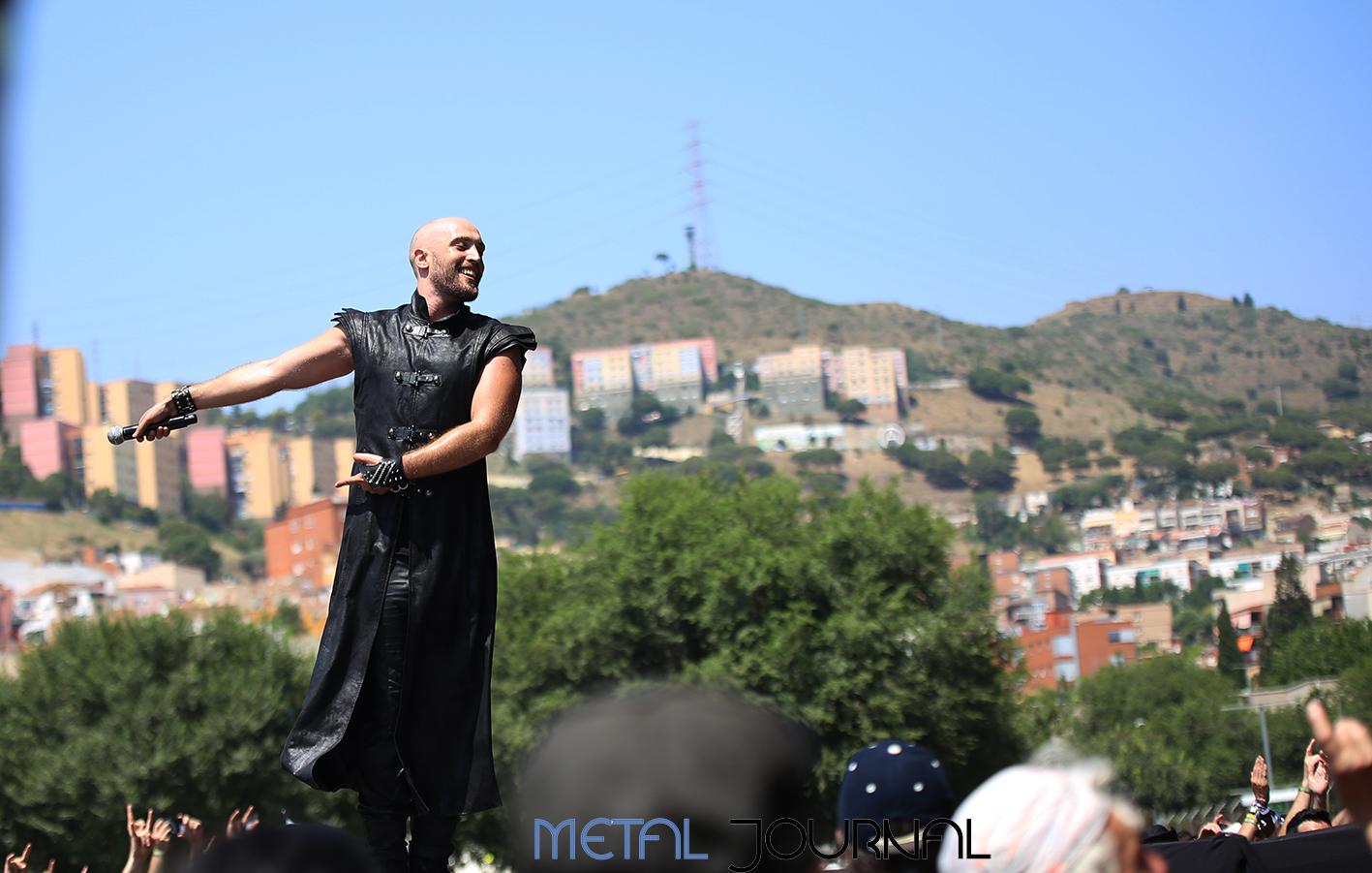 beast in black - metal journal rock fest barcelona 2019 pic 1