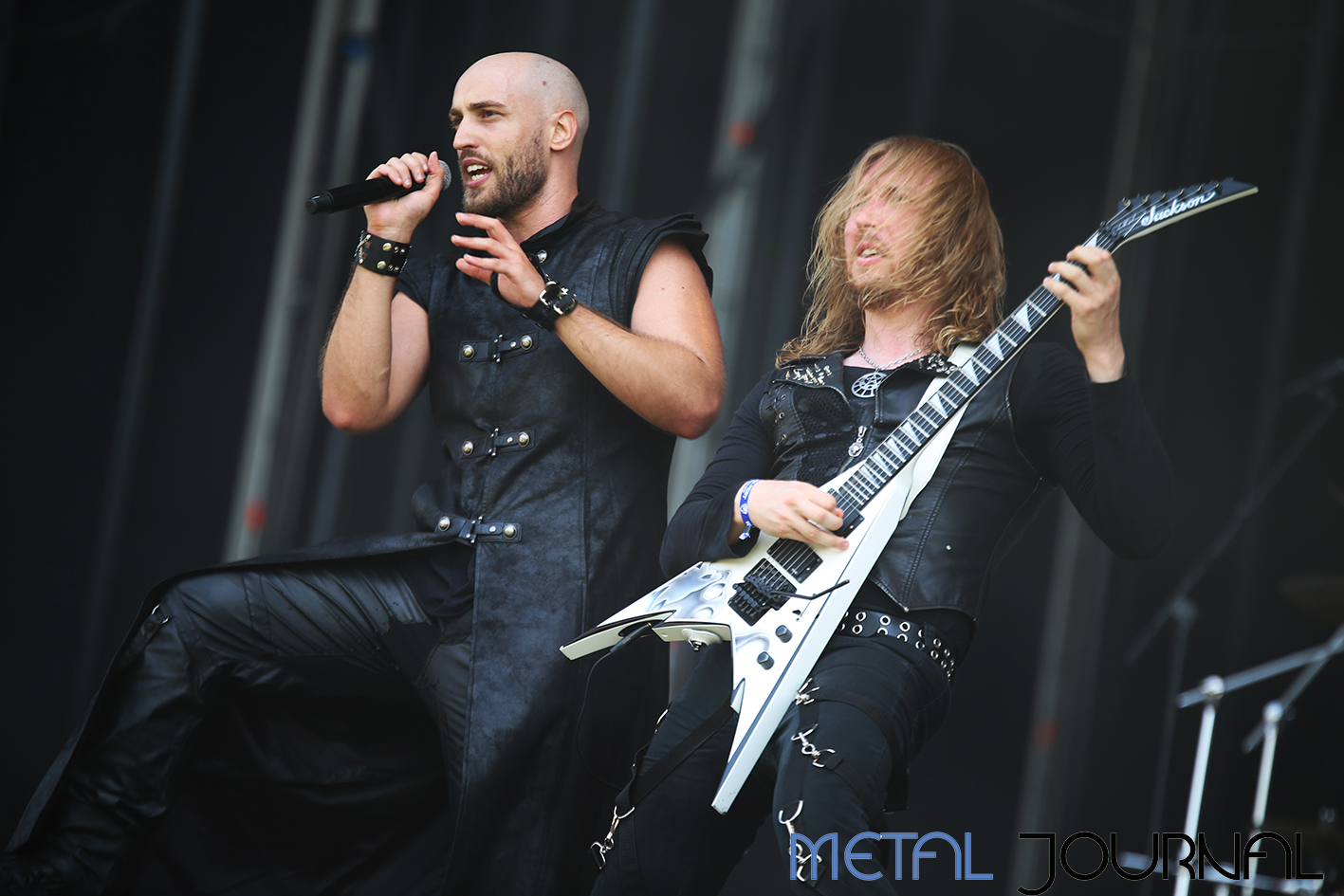 beast in black - metal journal rock fest barcelona 2019 pic 3