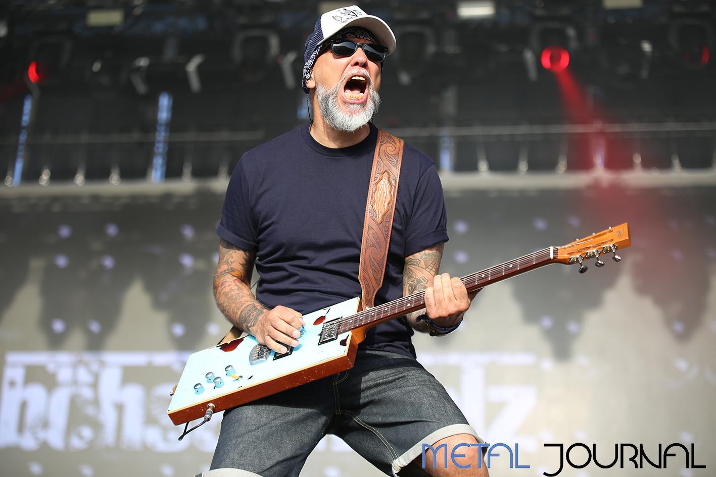 bohse onkelz - metal journal rock fest barcelona 2019 pic 2