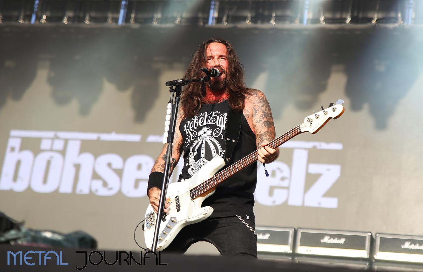 bohse onkelz - metal journal rock fest barcelona 2019 pic 4
