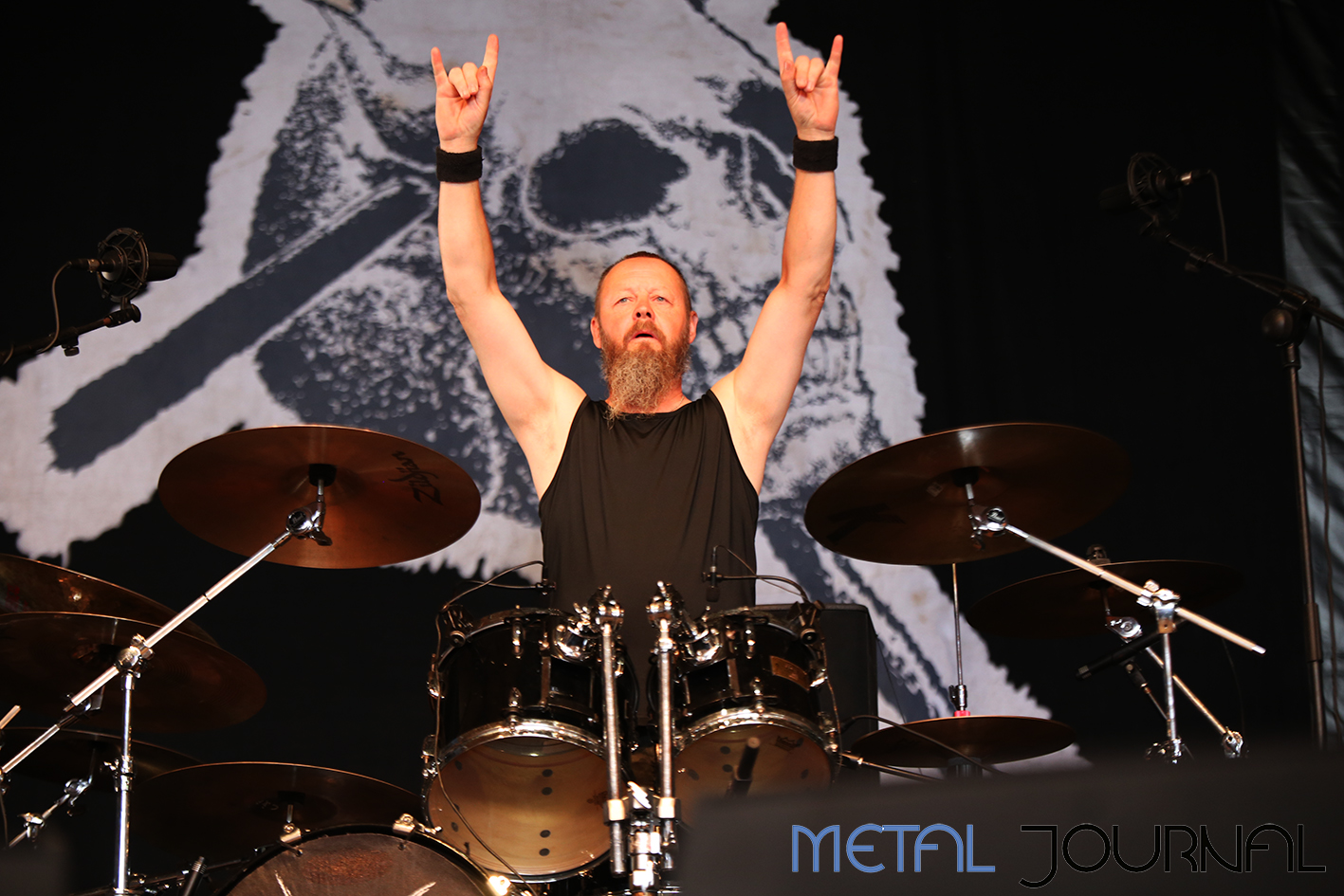 candlemass - metal journal rock fest barcelona 2019 pic 2