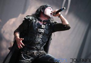 cradle of filth - metal journal rock fest barcelona 2019 pic 9