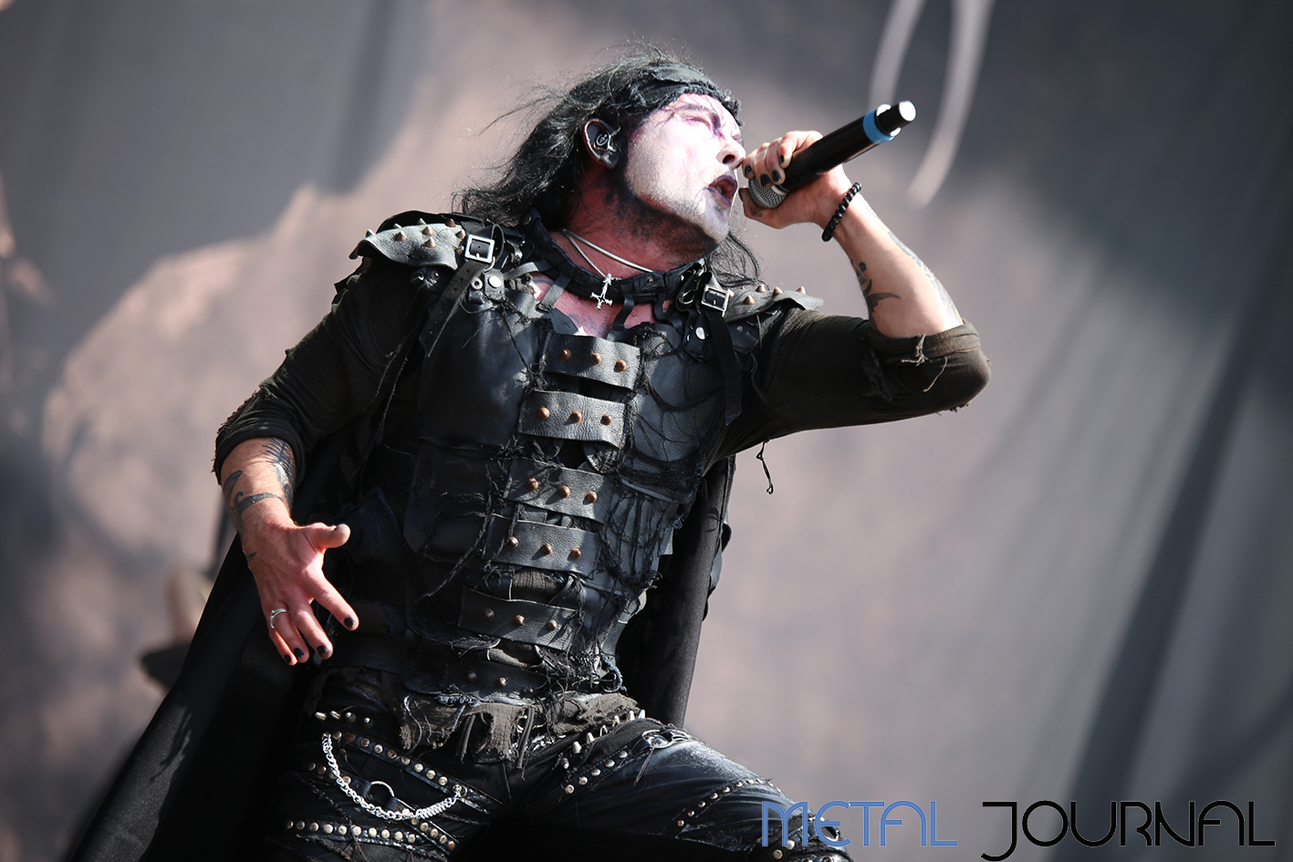 cradle of filth - metal journal rock fest barcelona 2019 pic 9