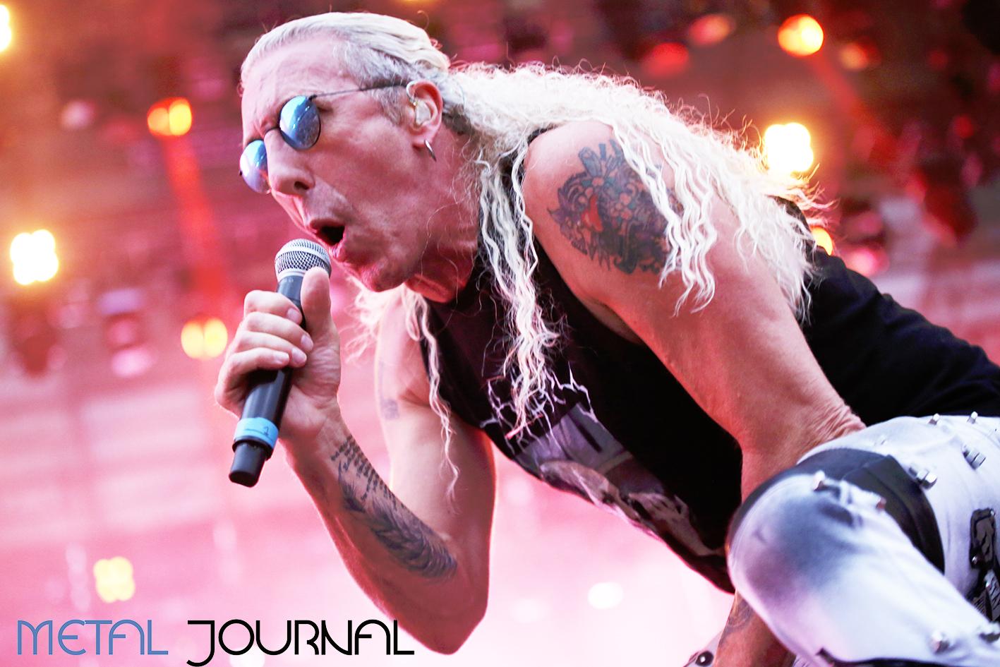 dee snider - metal journal rock fest barcelona 2019 pic 3