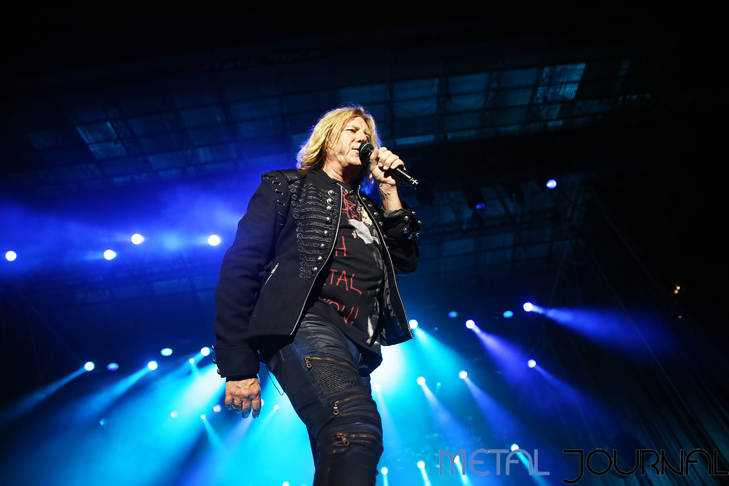 def leppard - metal journal rock fest barcelona 2019 pic 2