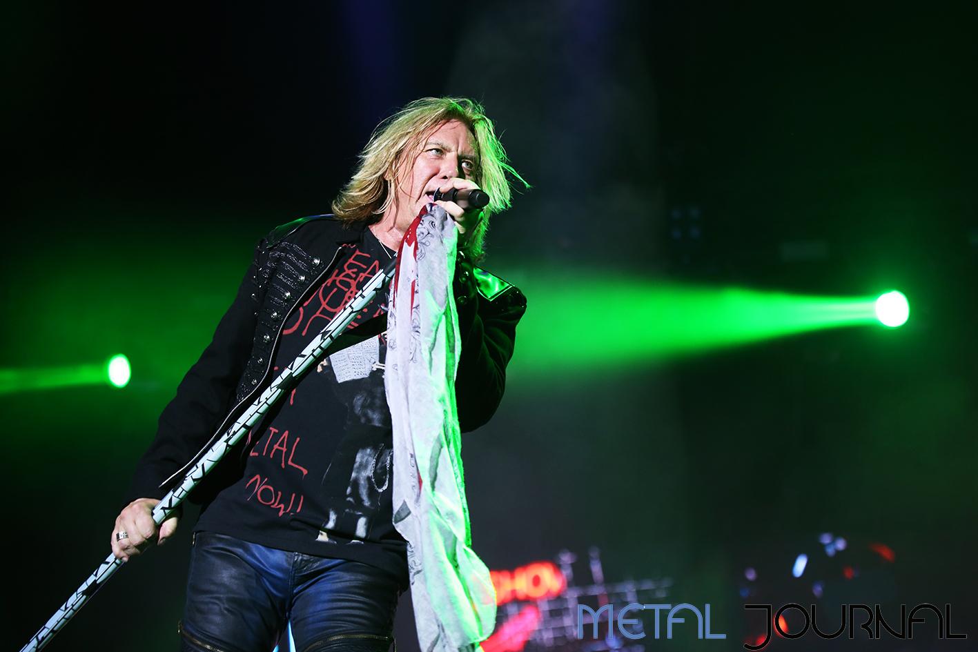 def leppard - metal journal rock fest barcelona 2019 pic 4