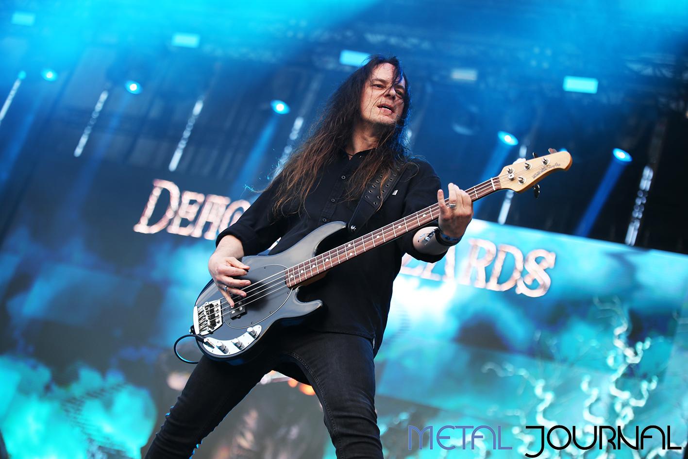 demons & wizards - metal journal rock fest barcelona 2019 pic 5