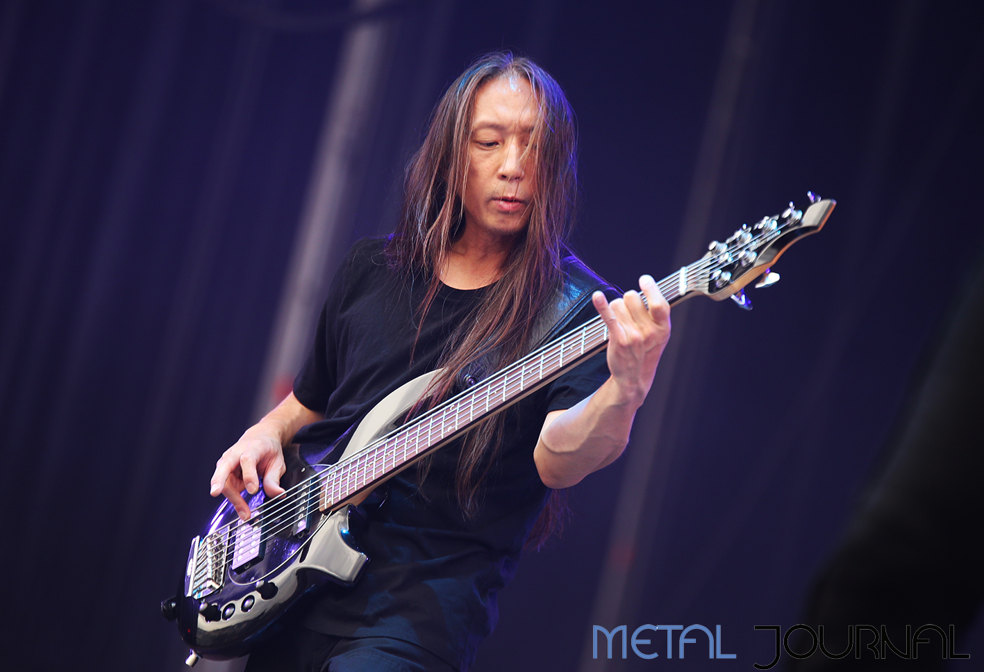 dream theater - metal journal rock fest barcelona 2019 pic 4