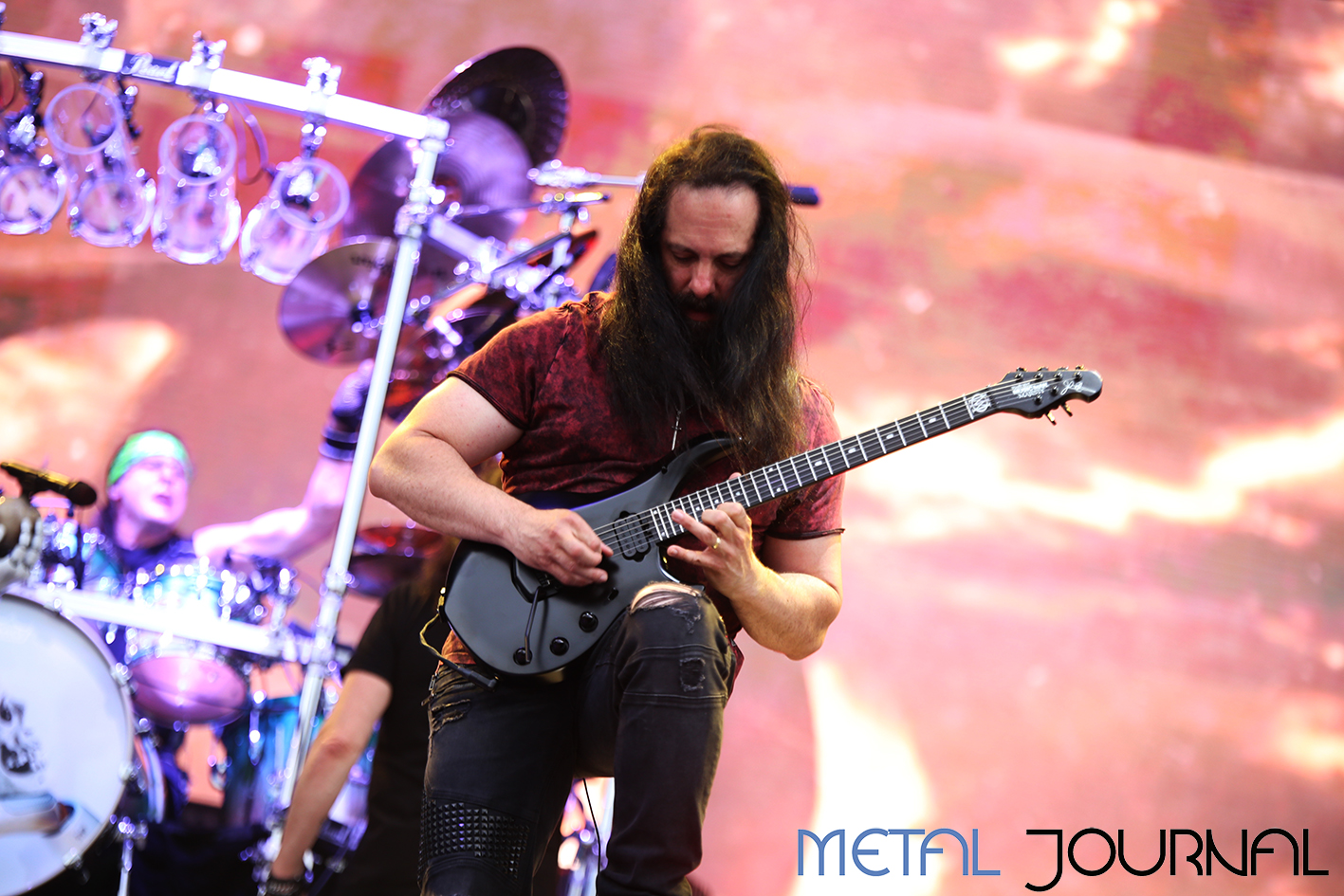 dream theater - metal journal rock fest barcelona 2019 pic 8