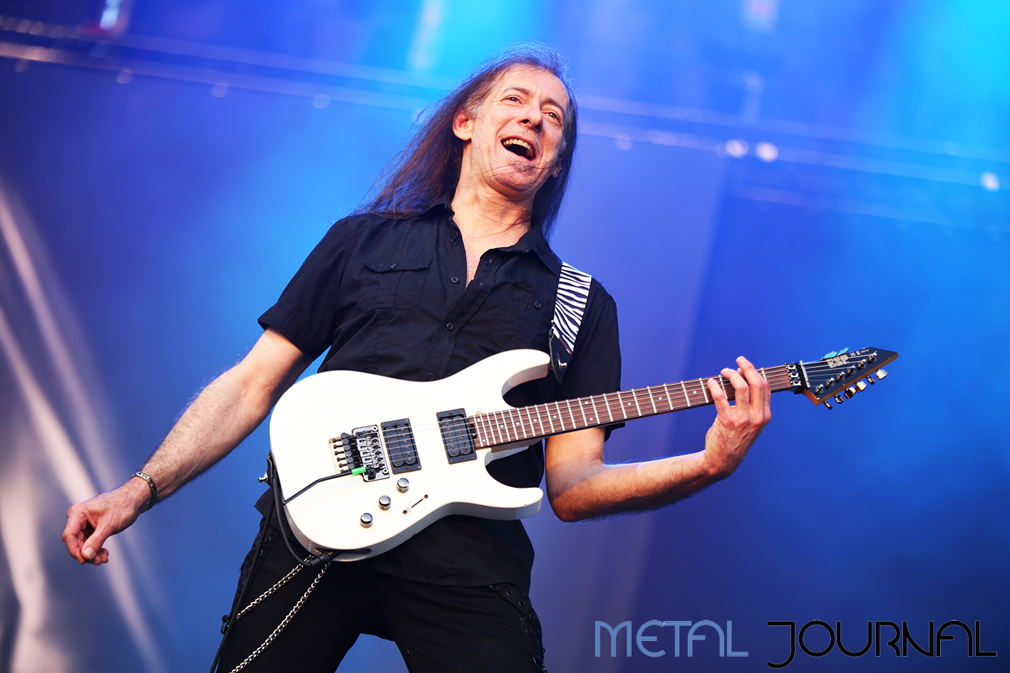 gamma ray - metal journal rock fest barcelona 2019 pic 3