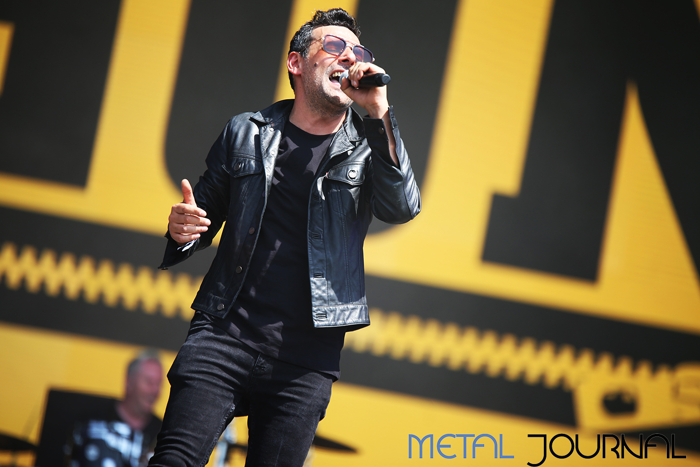 gun-metal journal rock fest barcelona 2019 pic 6