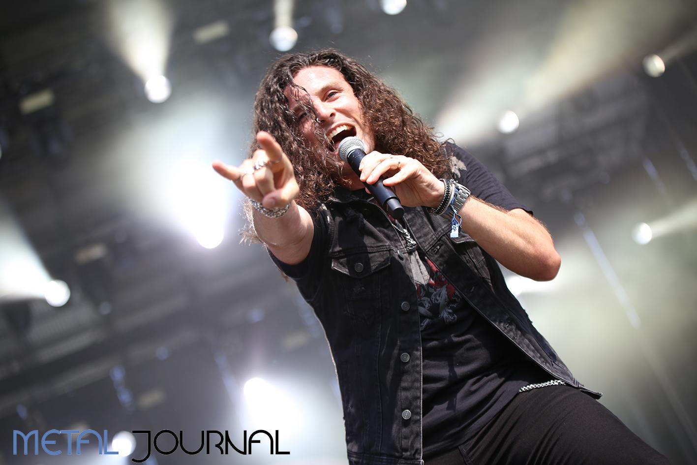 kilmara - metal journal rock fest barcelona 2019 pic 1