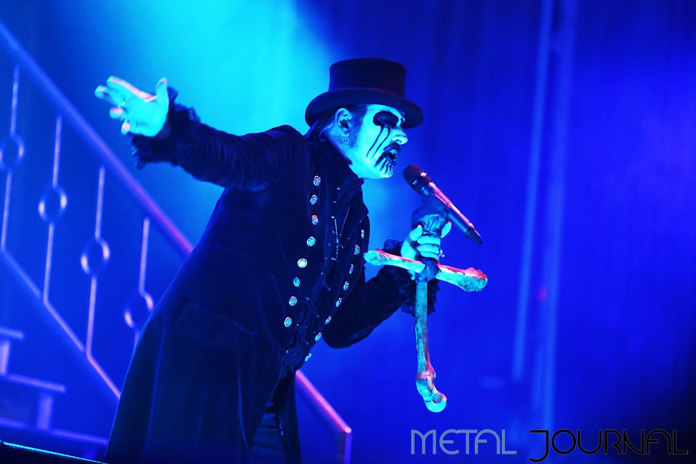 king diamond - metal journal rock fest barcelona 2019 pic 1