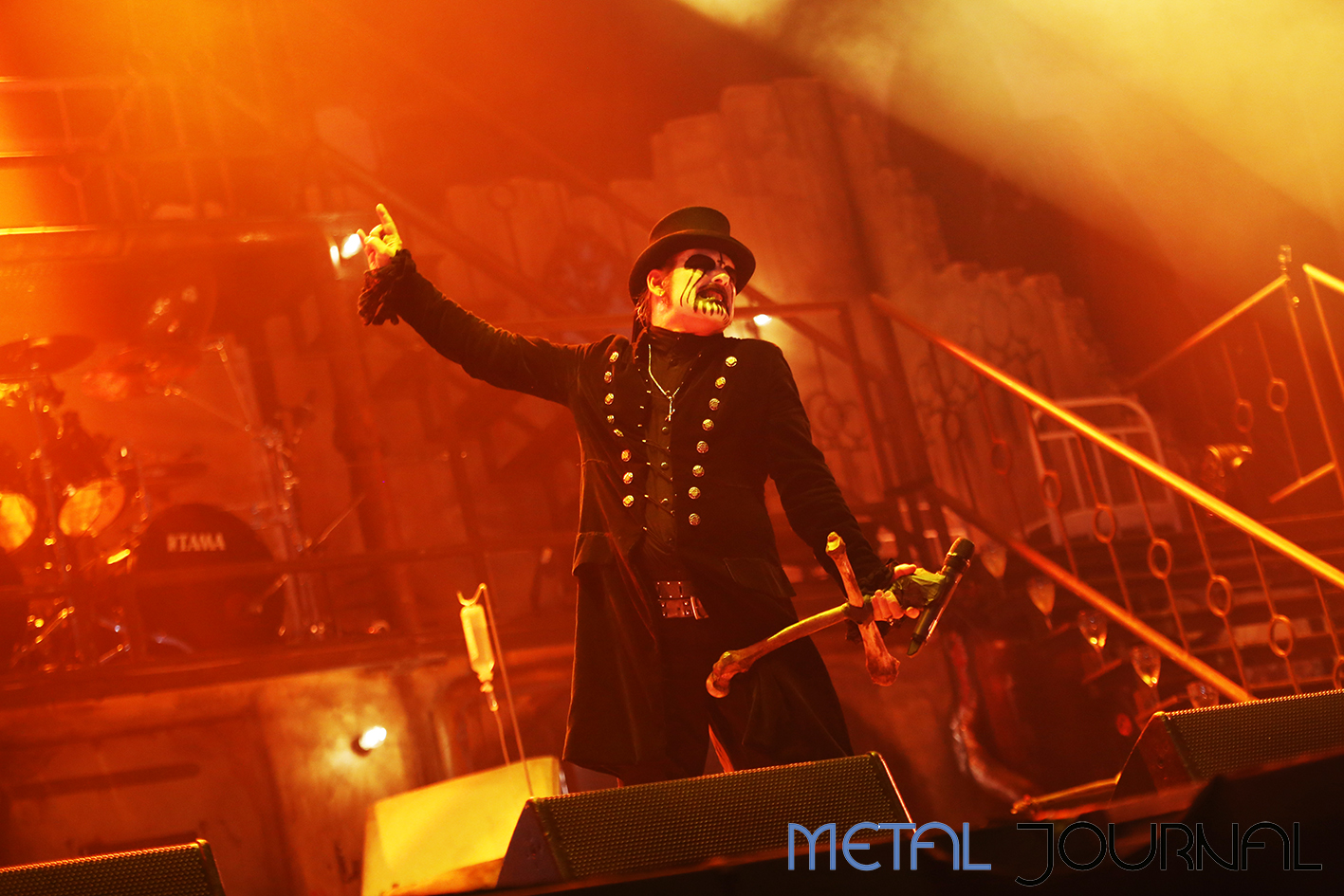 king diamond - metal journal rock fest barcelona 2019 pic 14