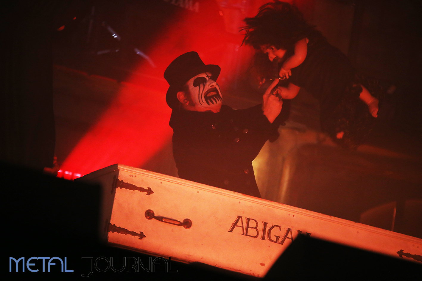 king diamond - metal journal rock fest barcelona 2019 pic 8