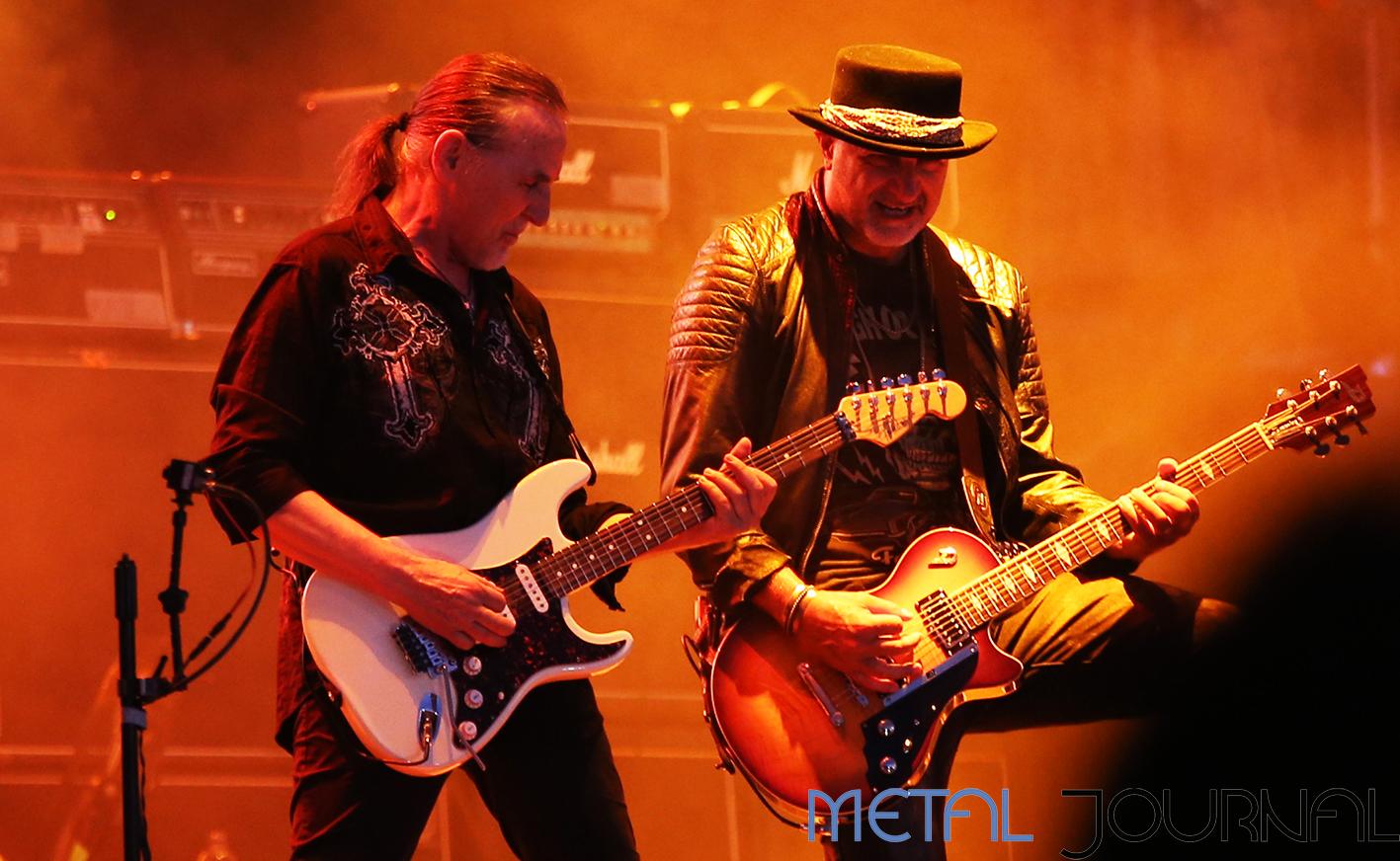 krokus - metal journal rock fest barcelona 2019 pic 3