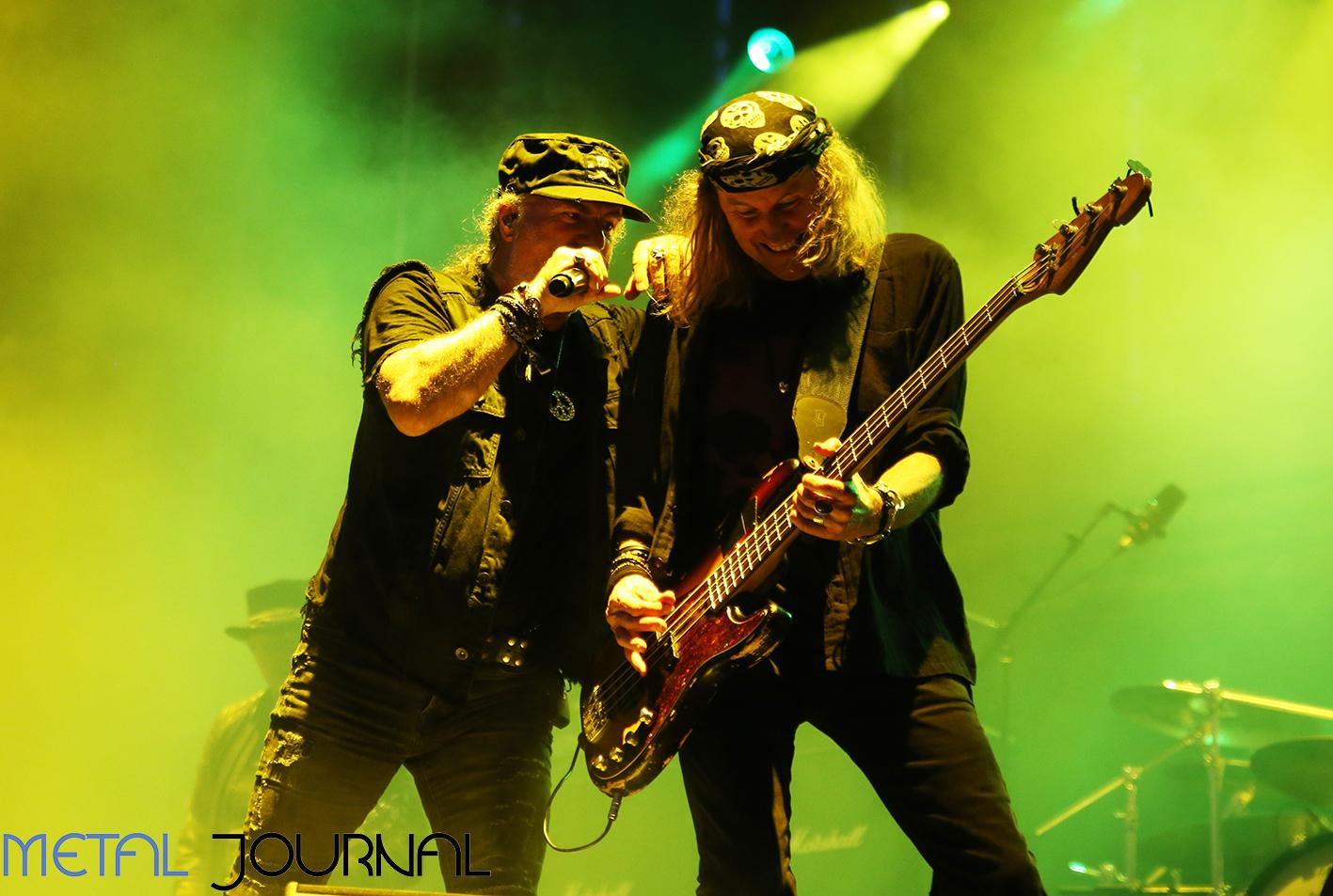 krokus - metal journal rock fest barcelona 2019 pic 5