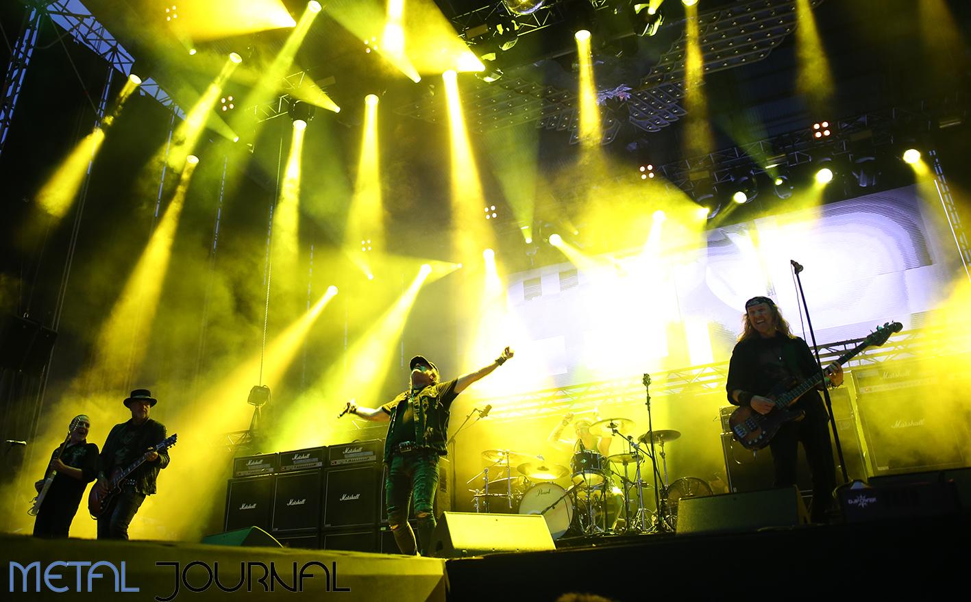 krokus - metal journal rock fest barcelona 2019 pic 7