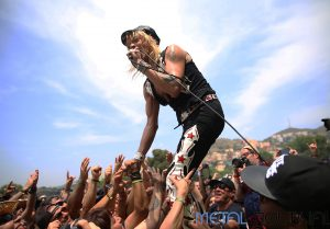 michael monroe - metal journal rock fest barcelona 2019 pic 1
