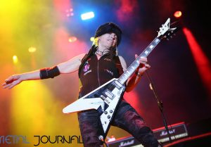 michael schenker fest - metal journal rock fest barcelona 2019 pic 1