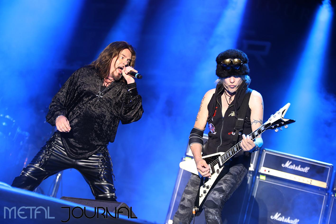 michael schenker fest - metal journal rock fest barcelona 2019 pic 11