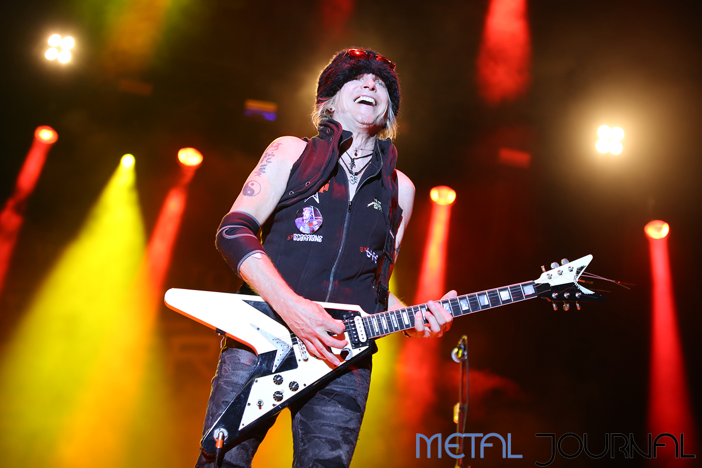 michael schenker fest - metal journal rock fest barcelona 2019 pic 3