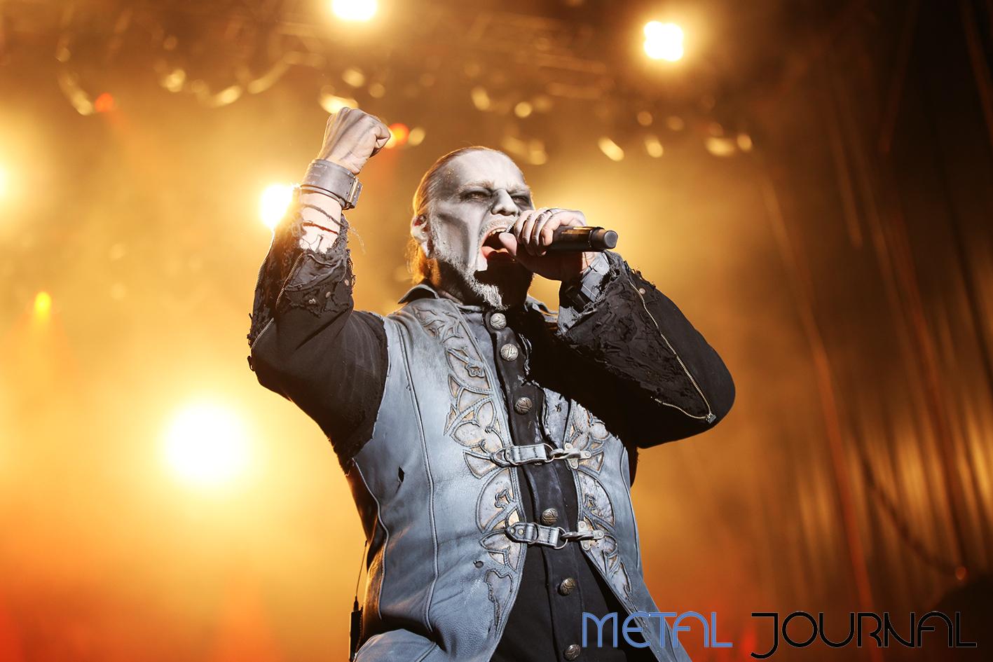 powerwolf - metal journal rock fest barcelona 2019 pic 1