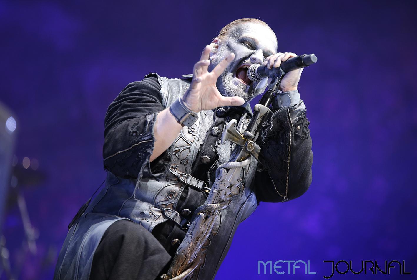powerwolf - metal journal rock fest barcelona 2019 pic 5