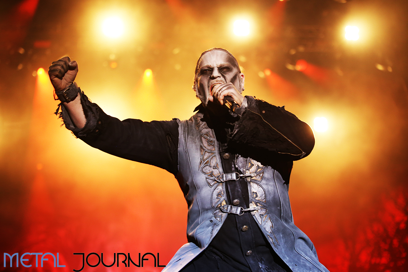 powerwolf - metal journal rock fest barcelona 2019 pic 6