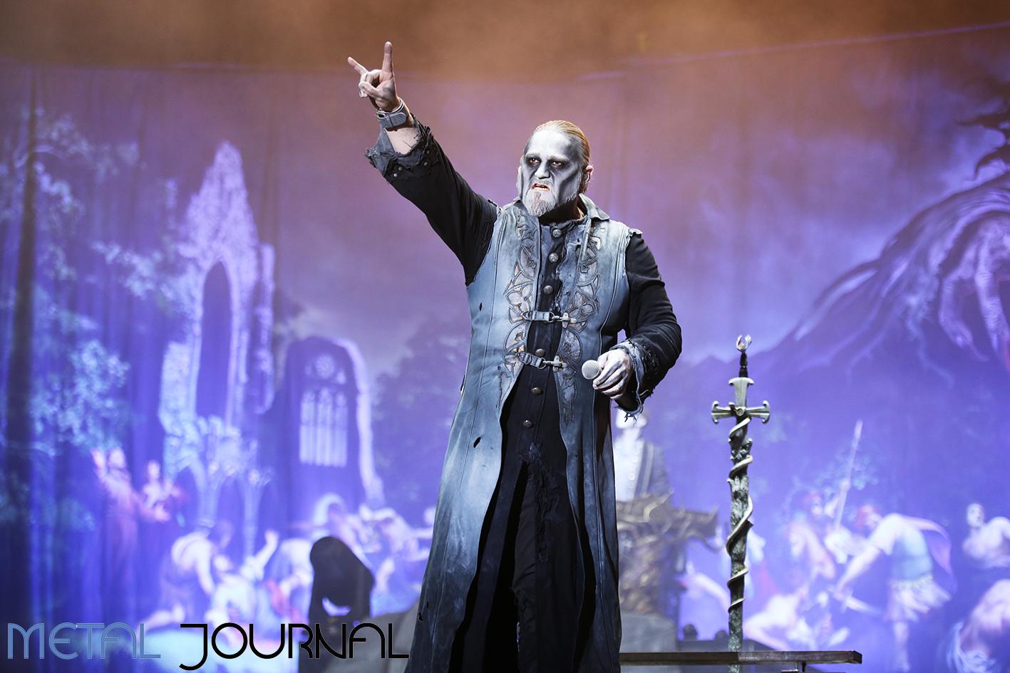 powerwolf - metal journal rock fest barcelona 2019 pic 7