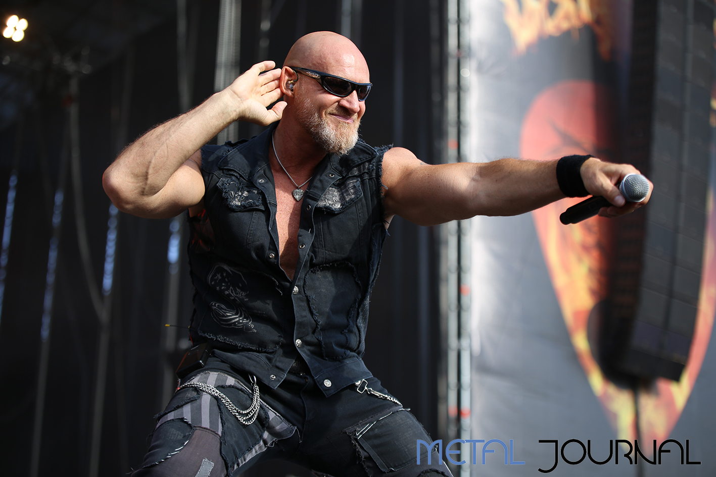 primal fear - metal journal rock fest barcelona 2019 pic 1