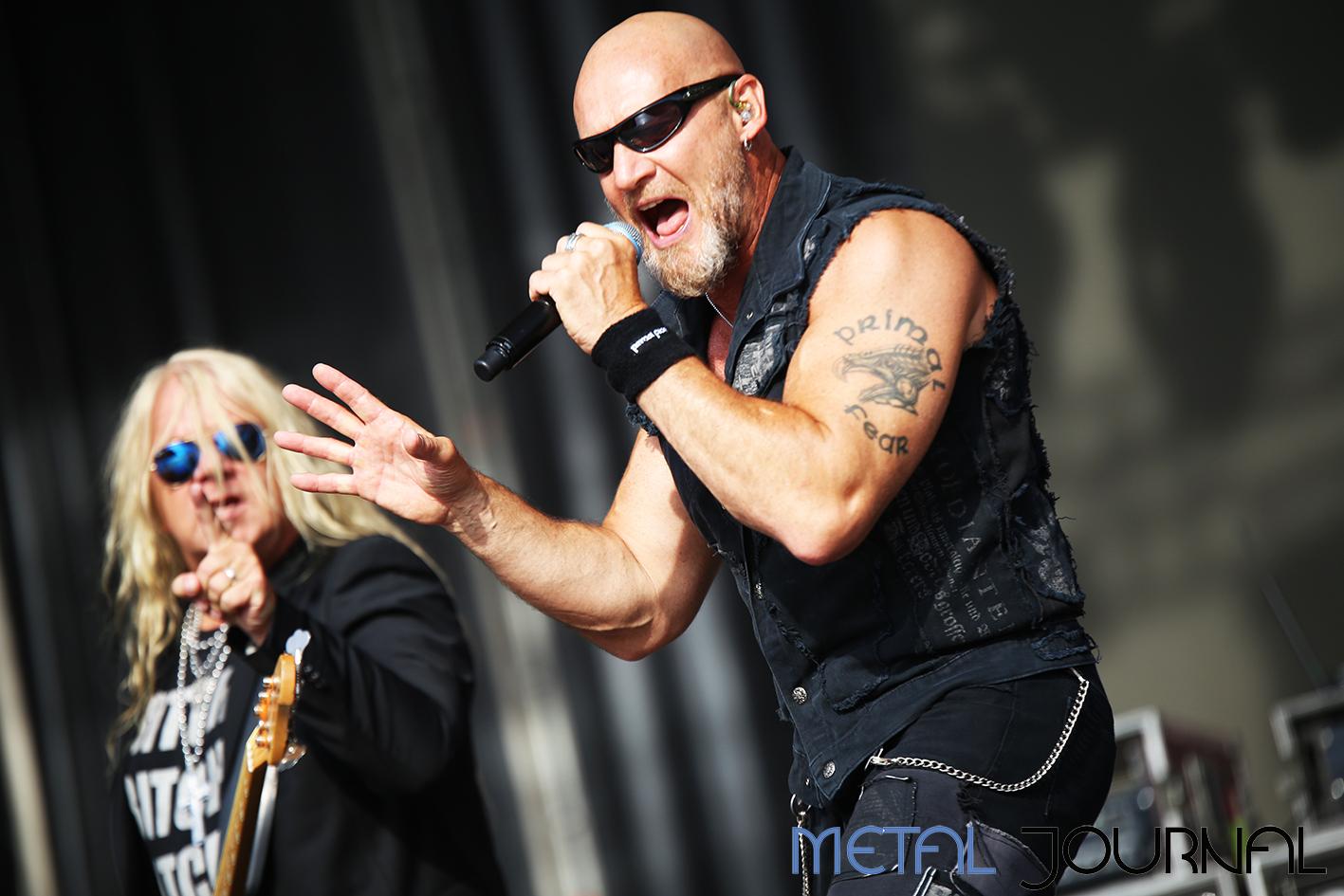 primal fear - metal journal rock fest barcelona 2019 pic 4