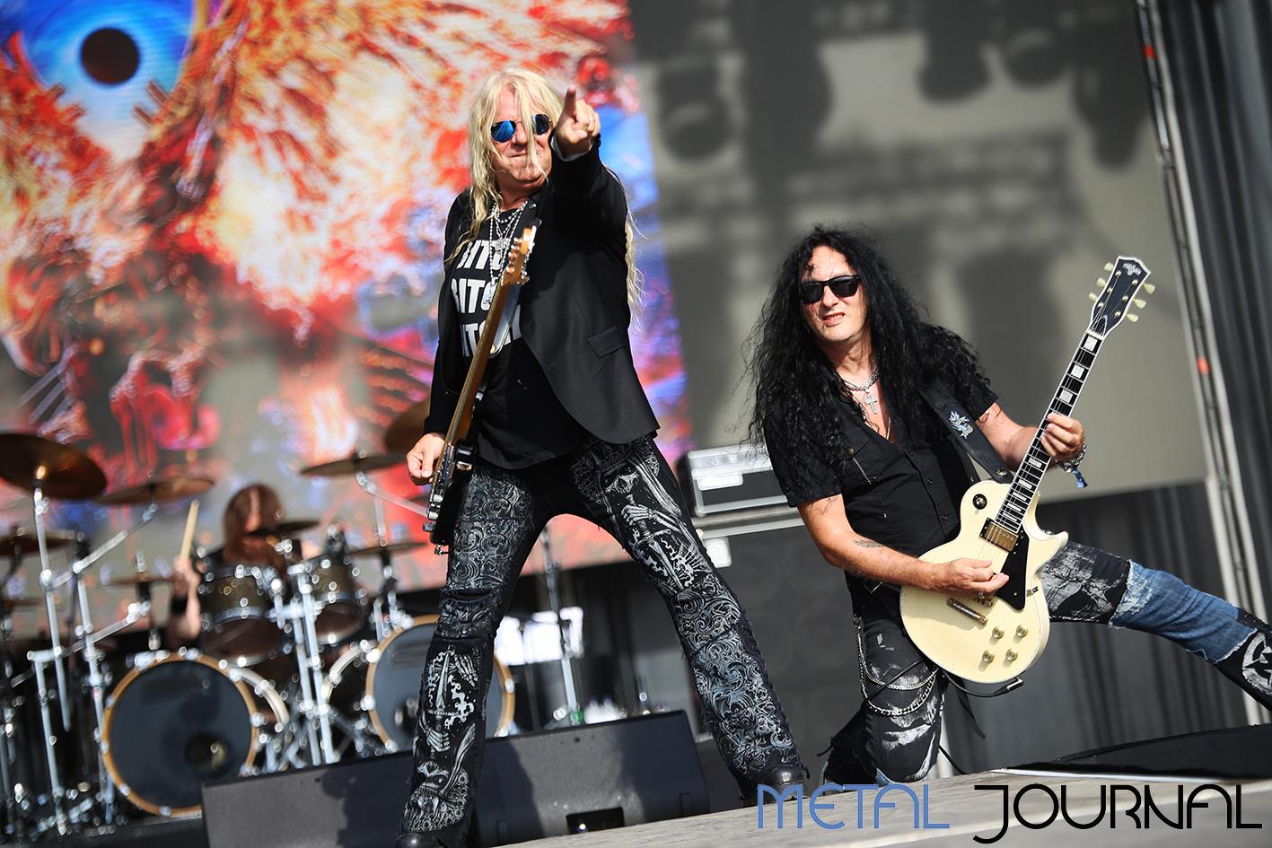 primal fear - metal journal rock fest barcelona 2019 pic 6