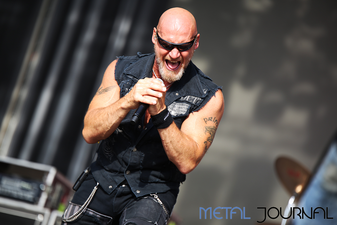 primal fear - metal journal rock fest barcelona 2019 pic 7