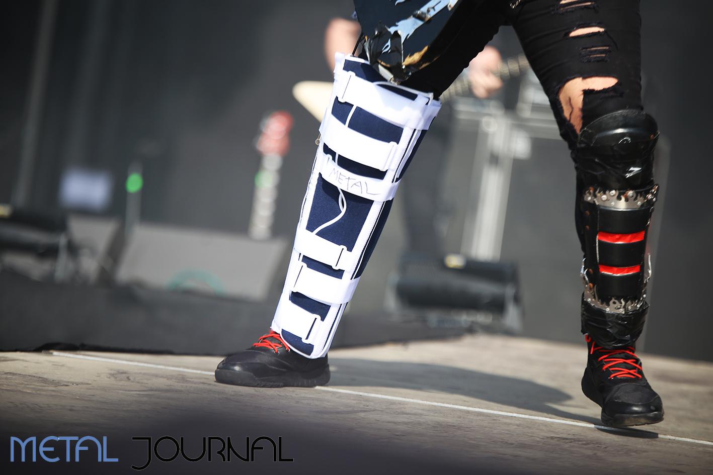 raven - metal journal rock fest barcelona 2019 pic 2