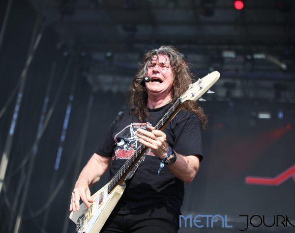raven - metal journal rock fest barcelona 2019 pic 3