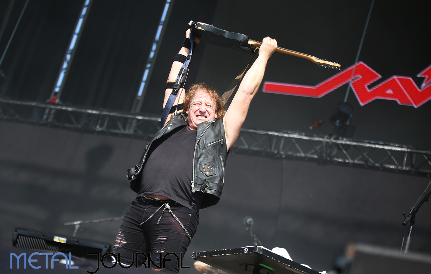 raven - metal journal rock fest barcelona 2019 pic 5