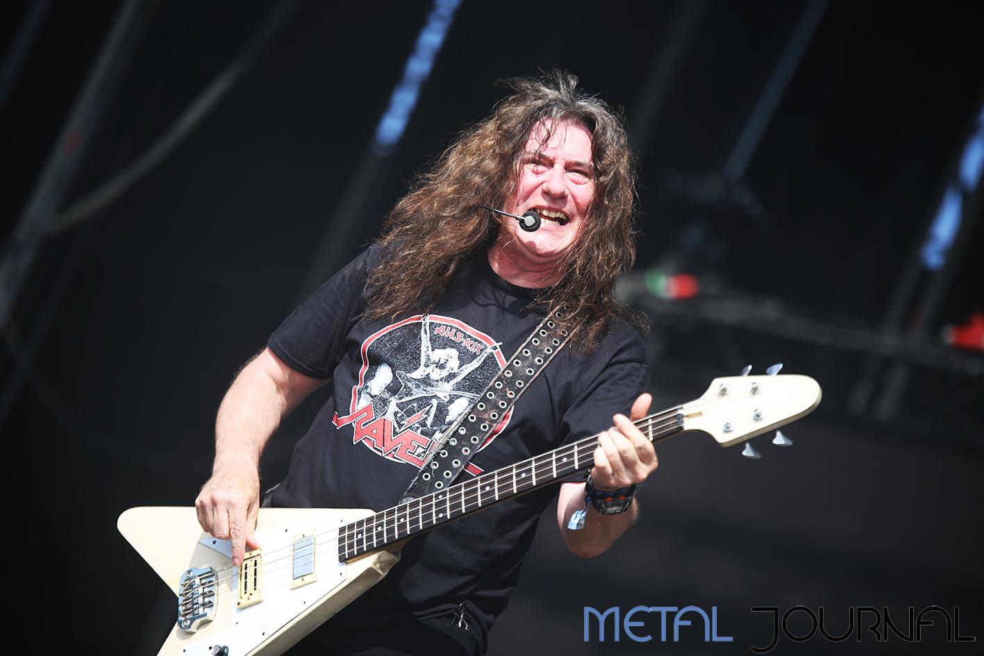 raven - metal journal rock fest barcelona 2019 pic 6
