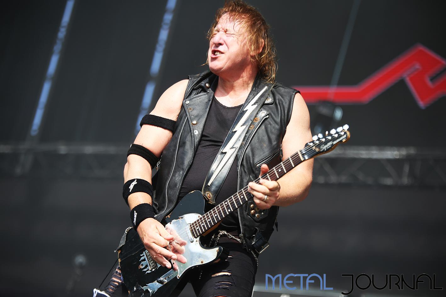 raven - metal journal rock fest barcelona 2019 pic 7