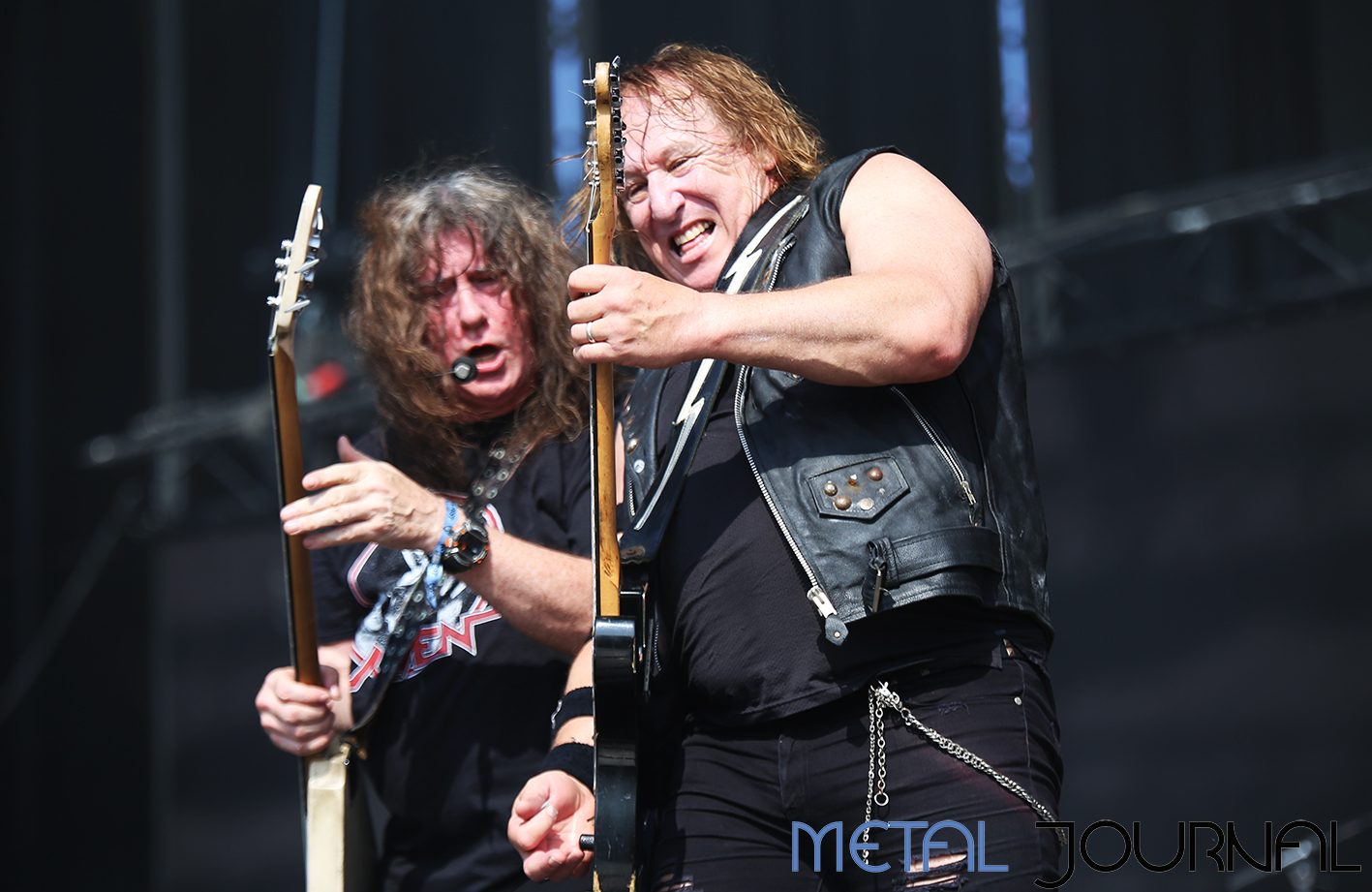 raven - metal journal rock fest barcelona 2019 pic 8