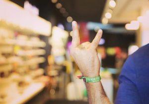 rock fest pulsera