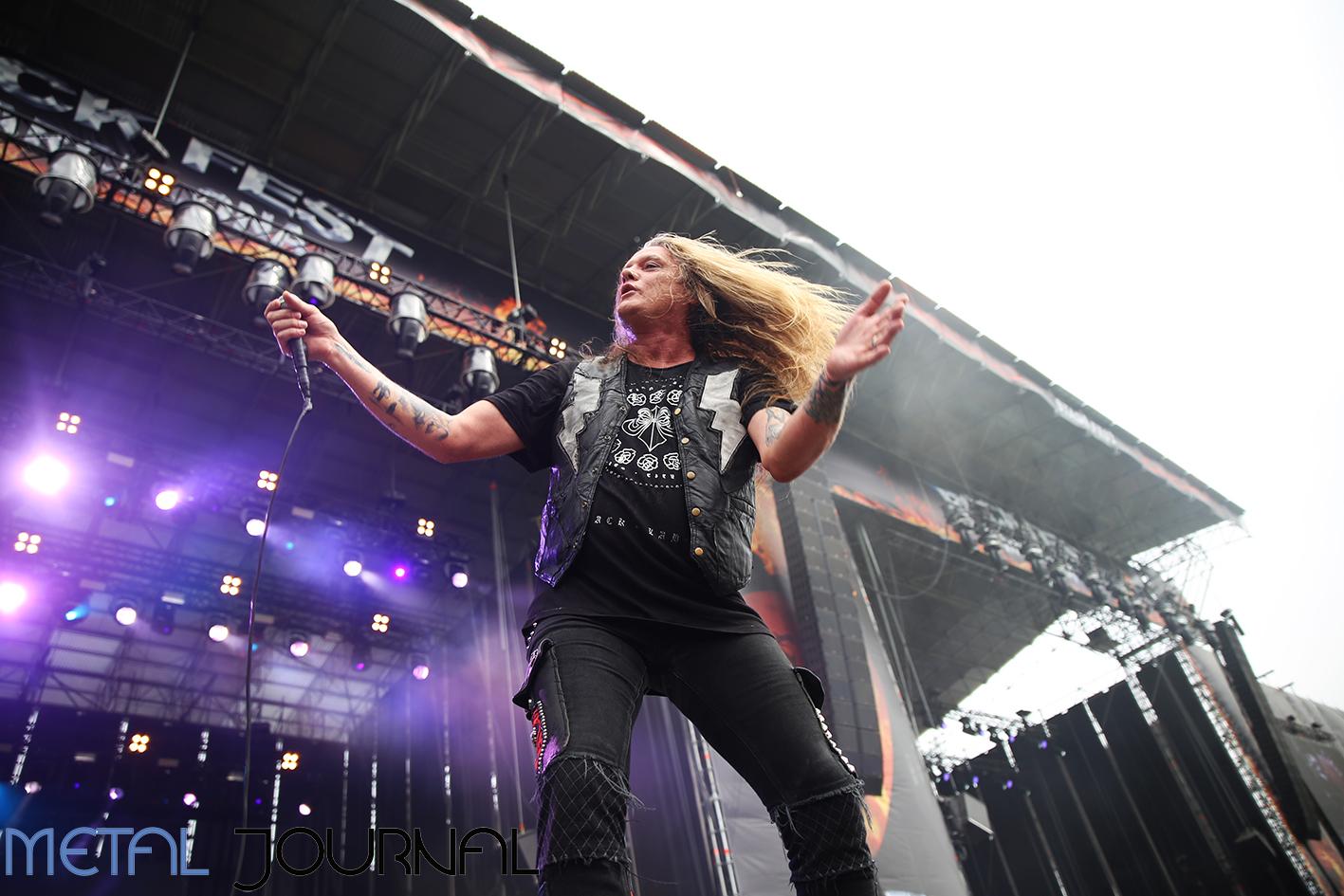 sebastian bach - metal journal rock fest barcelona 2019 pic 1