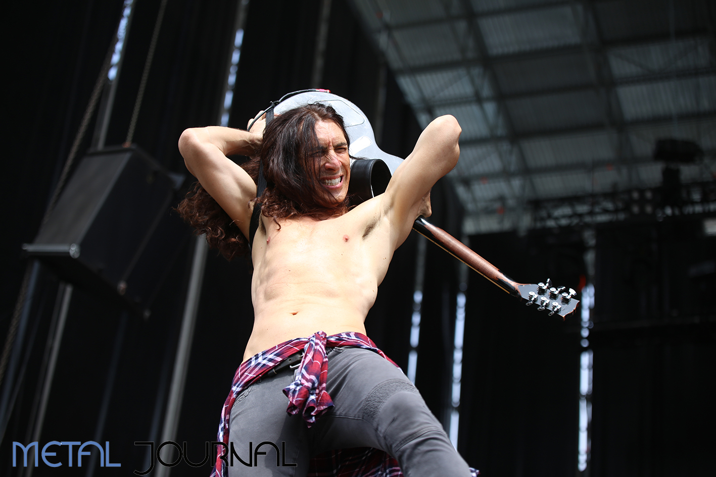 sebastian bach - metal journal rock fest barcelona 2019 pic 3