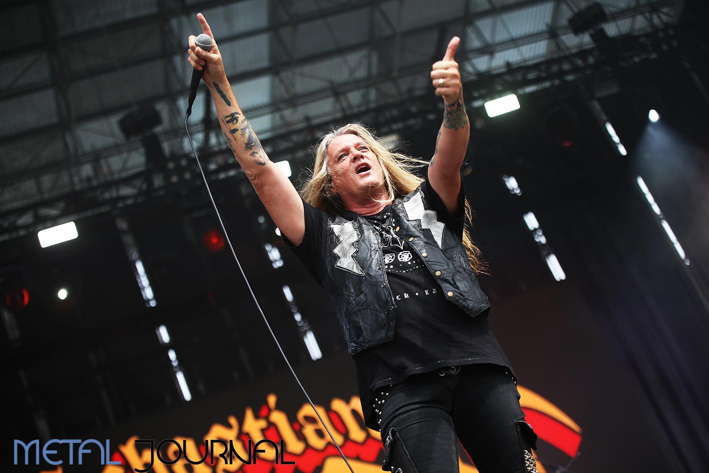 sebastian bach - metal journal rock fest barcelona 2019 pic 4